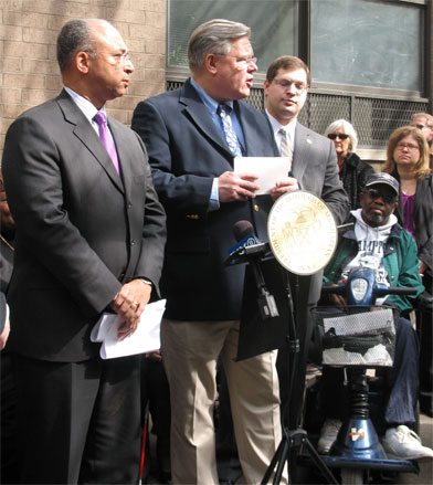 Demanding Fare Parity for Paratransit Services